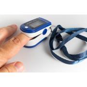 Pulsoksymetr narzędziem alarmowym przy COVID-19
