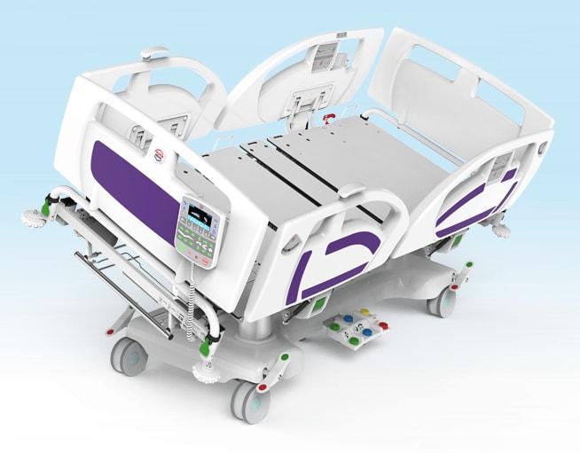 łóżko Szpitalne Do Intensywnej Opieki Vision
