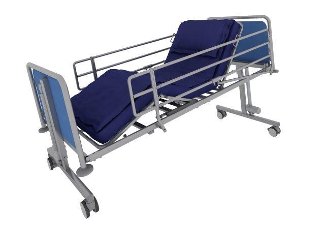 łóżko Szpitalne Elektryczne Taurus Med