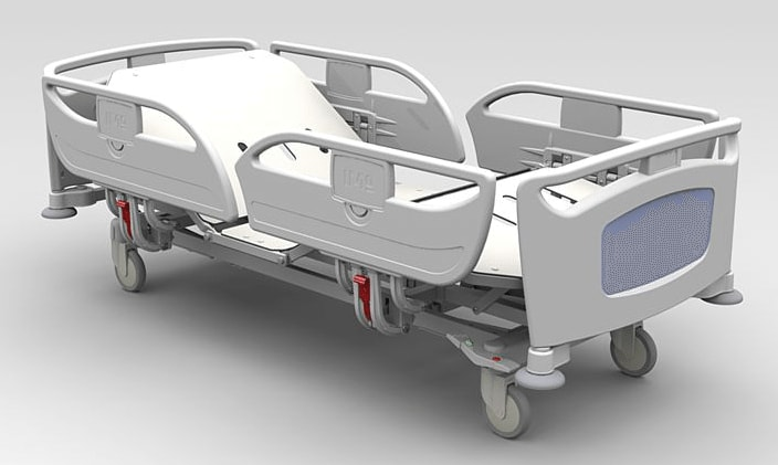 łóżko Szpitalne Elektryczne Matrix T30