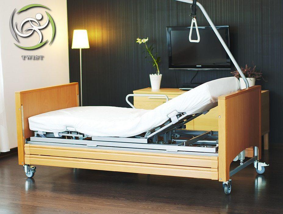 łóżko Obrotowe Rehabilitacyjne Twist